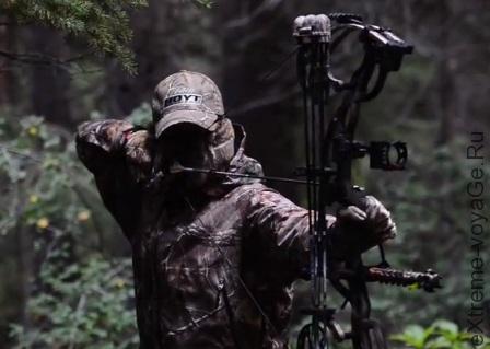 Блочный лук для охоты Carbon Spyder ZT (видео)