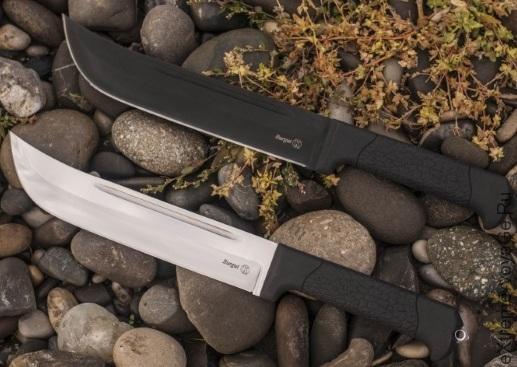 Большой нож-пчак азиатского спецназа Kizlyar Burgut