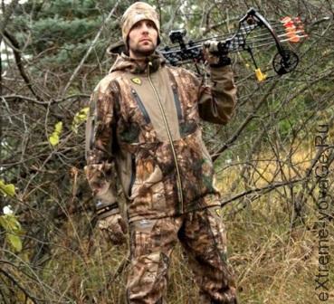 Камуфляжная одежда для жесткой охоты Robinson Outdoors Apex