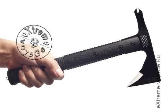 Томагавк с набором для выживания SOG Survival Hawk