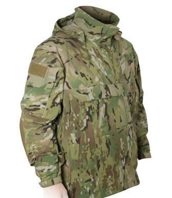 Камуфляжная софтшелл куртка-анорак Huron Approach Anorak