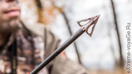 Новая серия боевых наконечников для стрел Wac-Em Archery