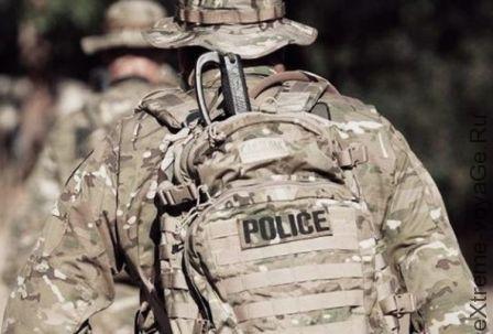 Новые патрульные рюкзаки и питьевая система от Camelbak
