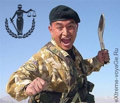 Какой нож считается оружием в РФ