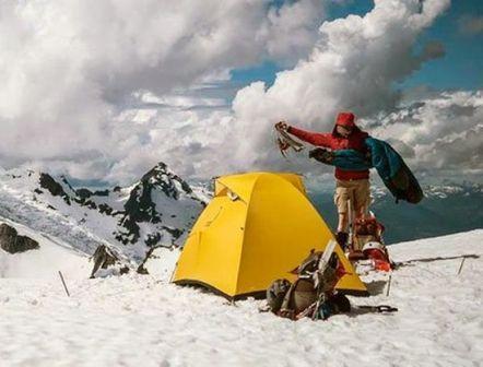 Новая линейка туристических горных палаток от Sierra Designs