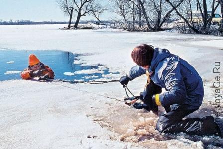 Опасный лед: 47 фактов и советов для выживания