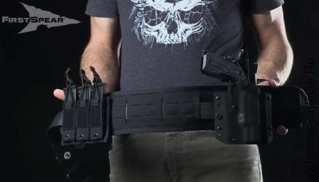 FirstSpear Tactical Dress Belt