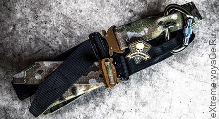 Grey Ghost Gear Paladin Belt
