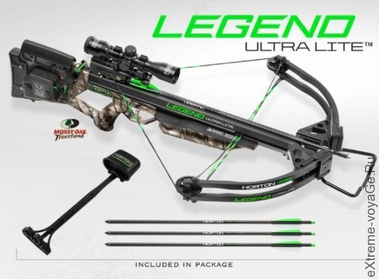 Horton crossbows Legend Ultra Lite