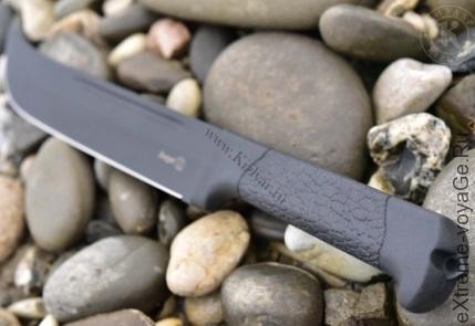 Стеклобой с темлячным отверстием на ноже Кизляр Беркут