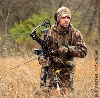 Одежда для охоты Robinson Outdoors в полевых условиях