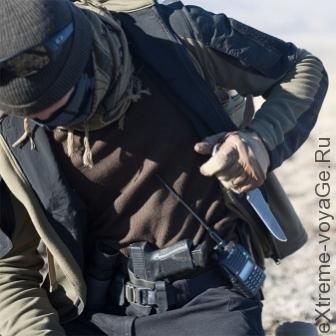 Полевая куртка для приключений Tracer