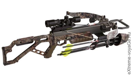 eXtreme-voyaGe.Ru announces crossbow-2015 Excalibur Micro 335