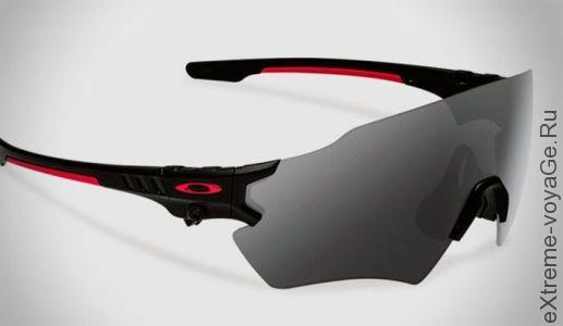 Баллистические очки для профессиональных стрелков Oakley SI Tombstone