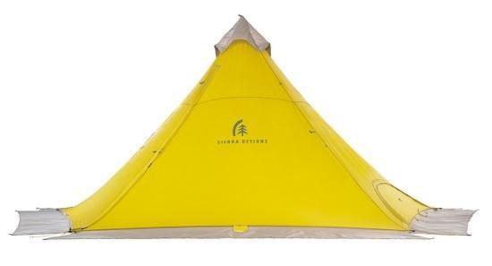Четырехместная горная палатка Mountain Guide Tarp