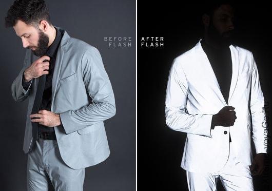 Костюм в линейке одежды  Betabrand Flashback