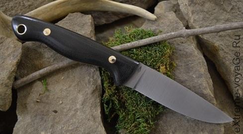 Нож для бушкрафта  Black Water