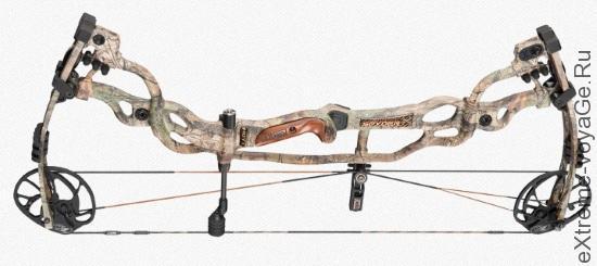 Охотничьи луки новой серии Hoyt Carbon Spyder ZT