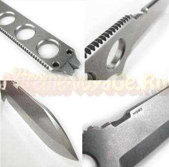 Нож с фиксированным лезвием PDW Griffin knife