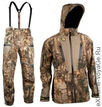 Куртка и брюки Apex Realtree Xtra Camo