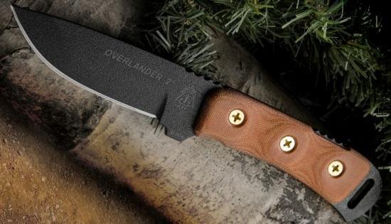 Нож для бушкрафта Overlander 2