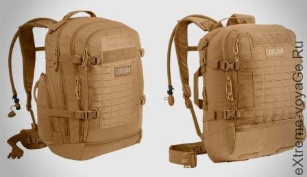 Патрульно-штурмовые рюкзаки Rubicon и Skirmish