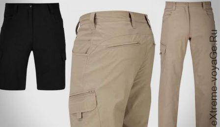 Летние тактические шорты и брюки в серии SummerWeight