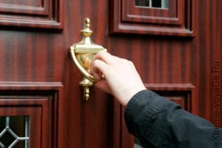 10 Правил поведения с незнакомыми людьми у двери