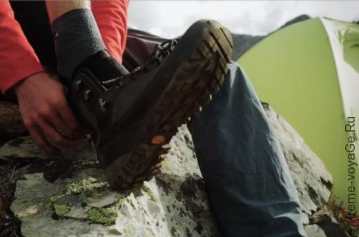 Модульная обувь для горного туризма Arcteryx Ascent