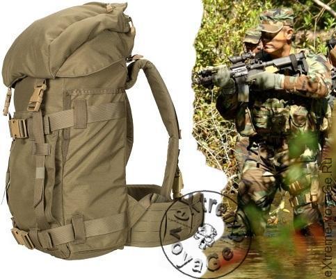 Большой военно-полевой рюкзак FirstSpear Field Ruck