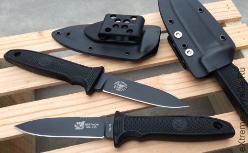 Универсальный рабочий и боевой нож Gryphon M-10 FFG