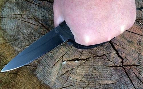 Нож выживания для тех, кто не сдается LTWK Hero