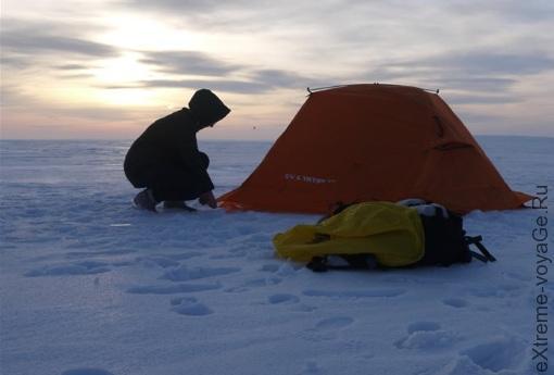 Двухместная горная палатка NovaTour Aj-Petri 2 V2