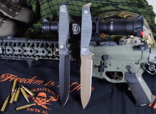 Тактический армейский нож Skallywag Pathfinder