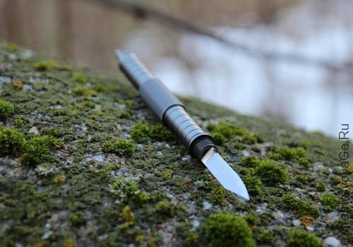 Тактическая EDC ручка с клинком Attachment Pen