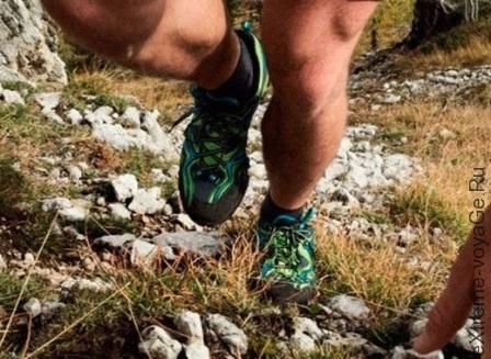 Новая серия легких горных ботинок Merrell Capra Sport