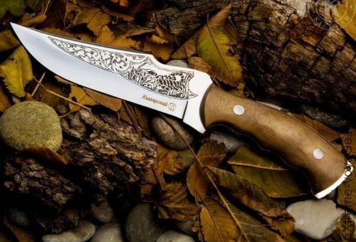 Кавказский нож для охоты «Кизлярский»