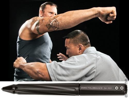 Легкая тактическая ручка для ближнего боя Zero 0010EB