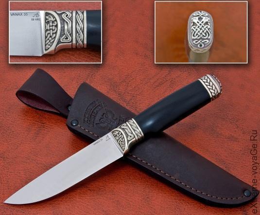 Охотничий нож Vanax 35 №3