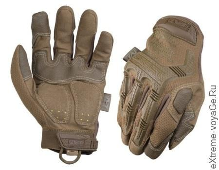 Impact Protection gloves Mechanix M-Pact Coyote