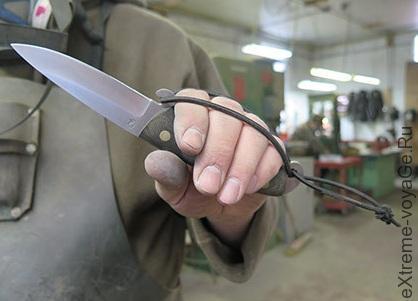 Нож для экстремалов-инвалидов LT Wright Knives Hero