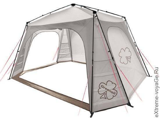 Кемпинговый шатер NovaTour Taerk
