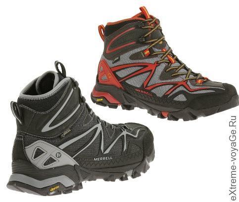 Туристические ботинки Merrell Capra Sport
