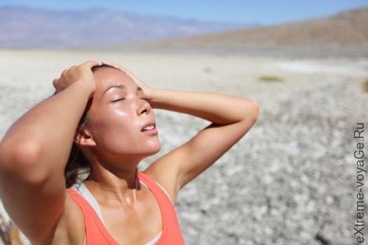 Как определить степень поражения тепловым ударом