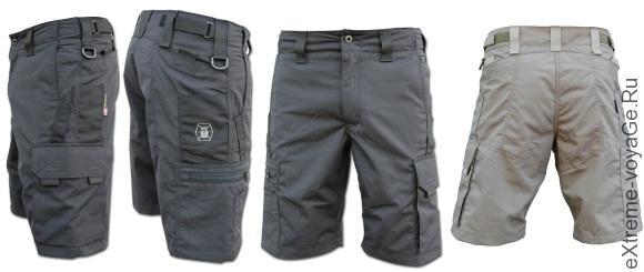 Тактические шорты Kitanica Range Shorts