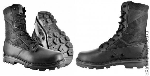 ботинки для экваториальной зоны Spartan ATB