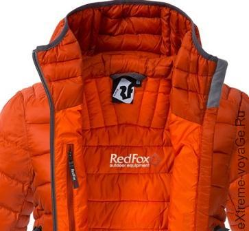 Русская горная куртка RedFox Quasar