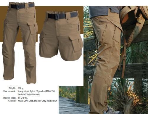 Городские тактические брюки и шорты Outdoor Tactical Pants + Shorts
