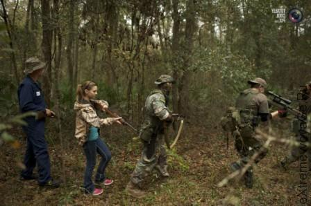 Организуйте патрулирование и защиту своей территории