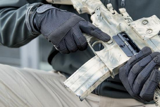 Тактические перчатки Urban Tactical Gloves